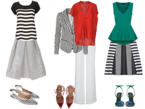 Inverted Triangle Dress