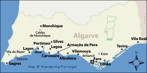 Visiting South Portugal Coast