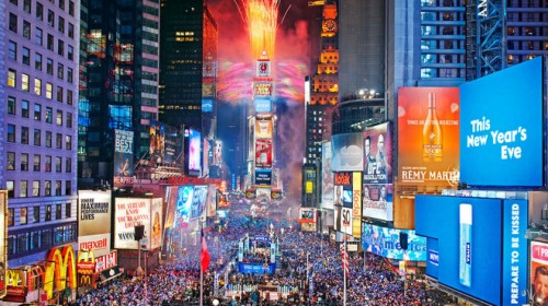 New York New Year's Eve