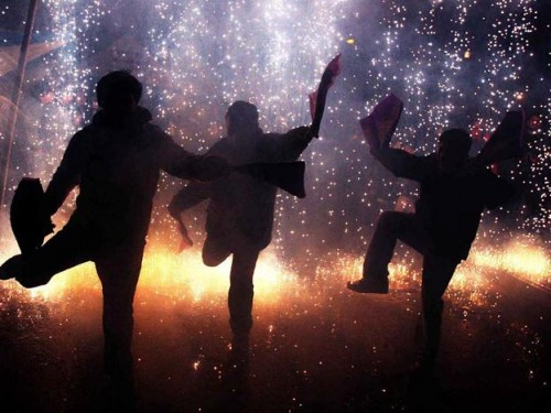 Peru New Year's Eve