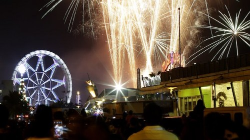 Phillipines New Year's Eve