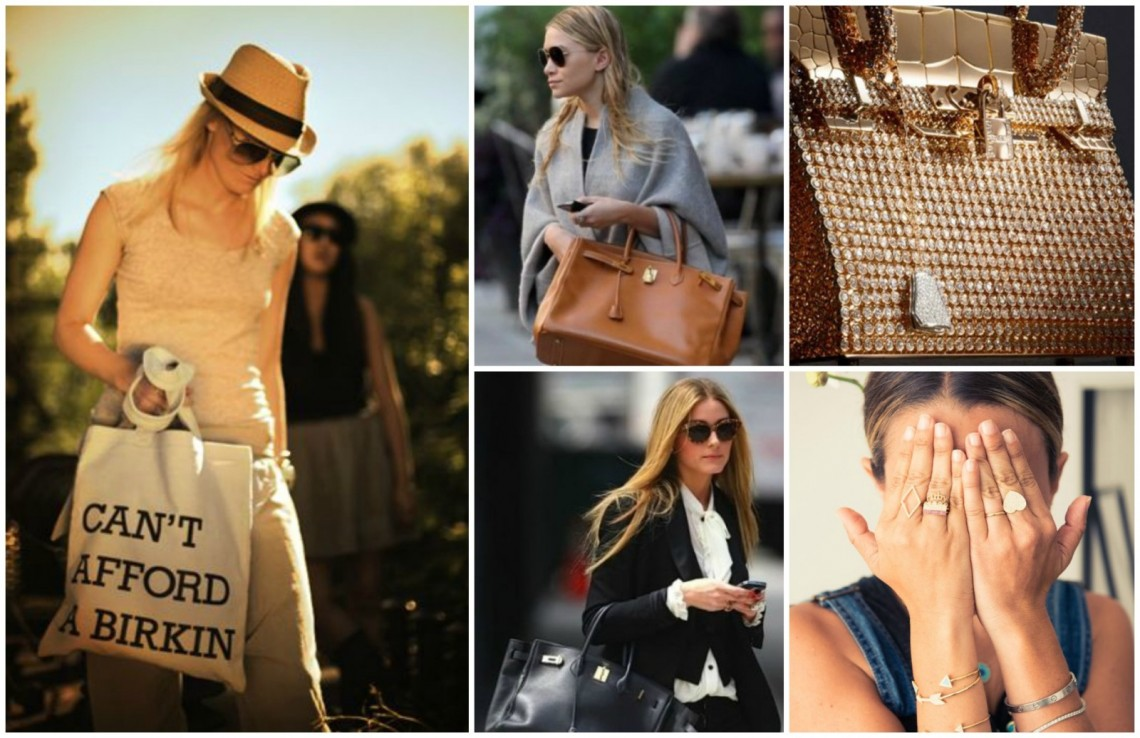 Birkin Bag And Jennifer Meyer And Spanx… Oh my!