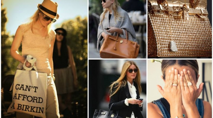 Birkin Bag And Jennifer Meyer And Spanx… Oh my!