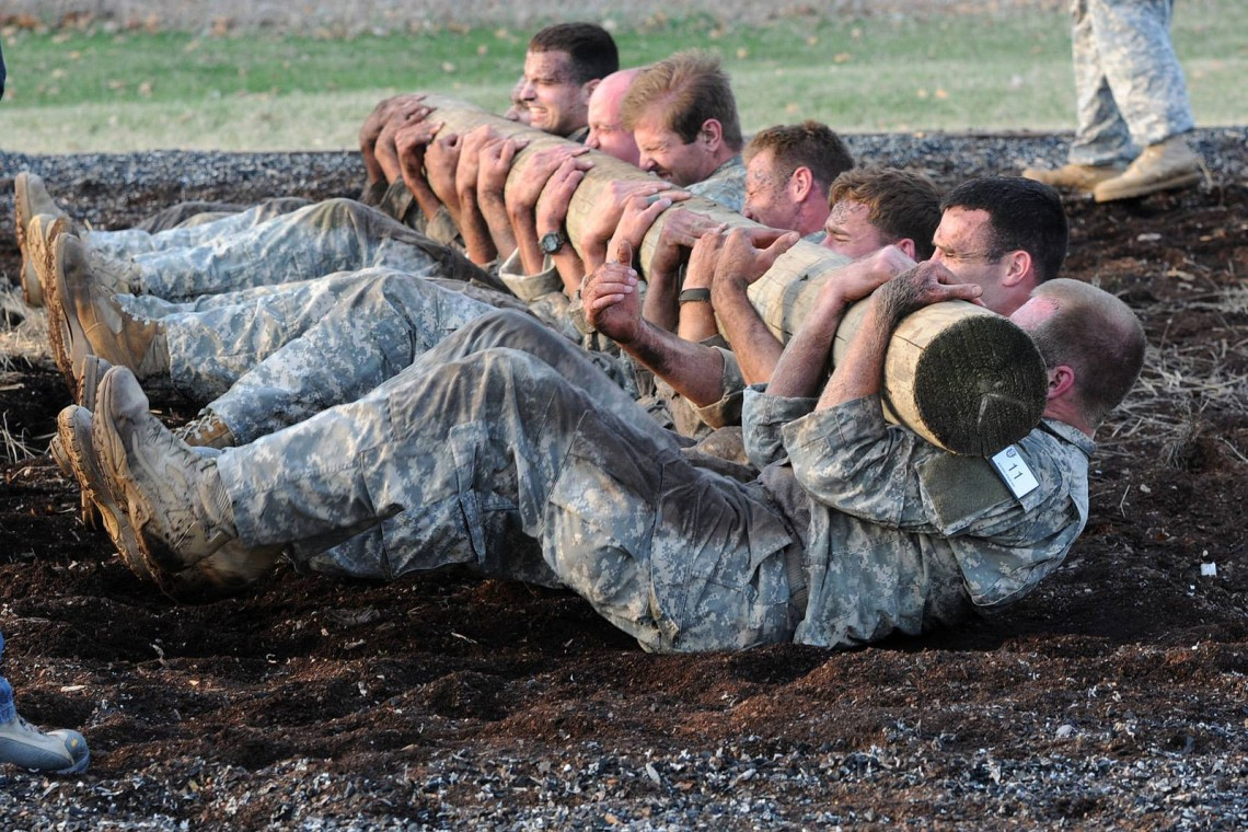 Be the Best – Develop Your Mental Toughness
