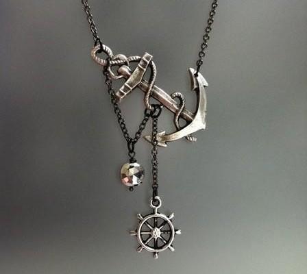 Jewellery Trend Inspired By Marine Symbols