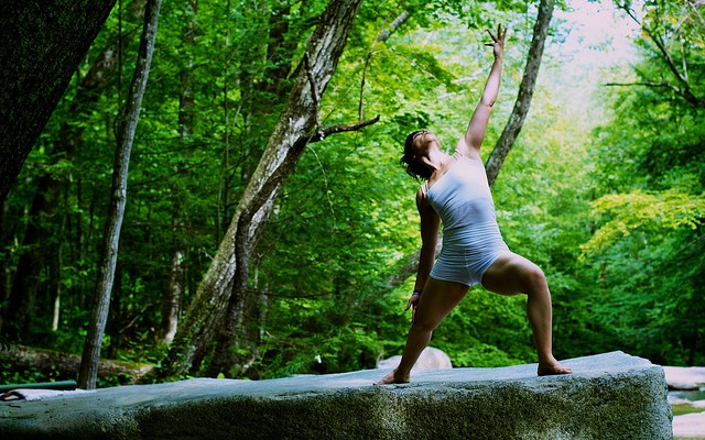 Weight Lifters, Achieve Total Body Balance With Yoga