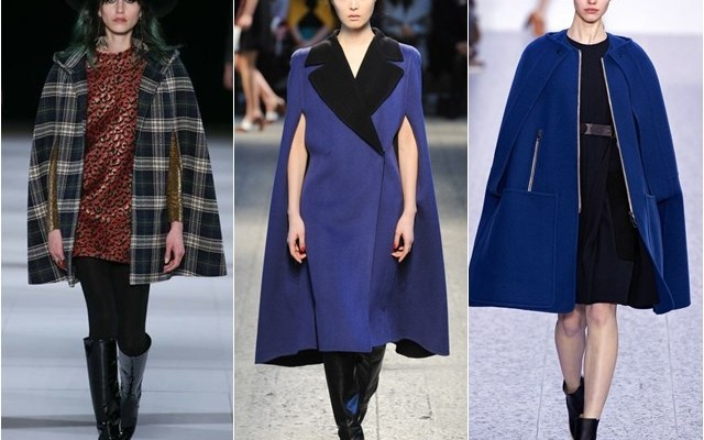 Hottest Fashion Trends for AW 2015