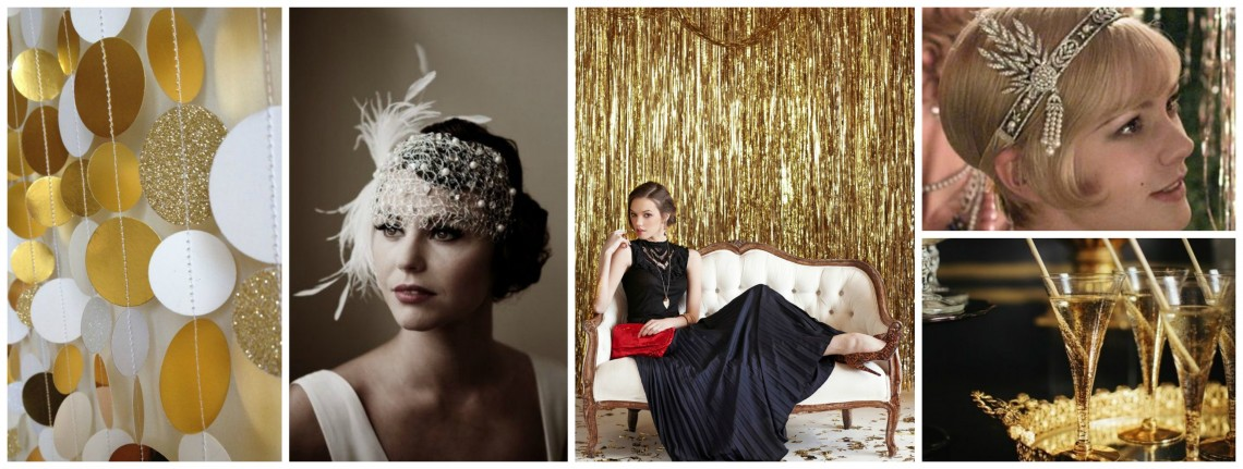 The Great Gatsby Fashion Inspo
