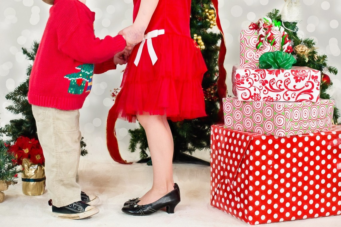 Christmas Gifts That Will Keep Your Kids Off Social Media (For A Week)