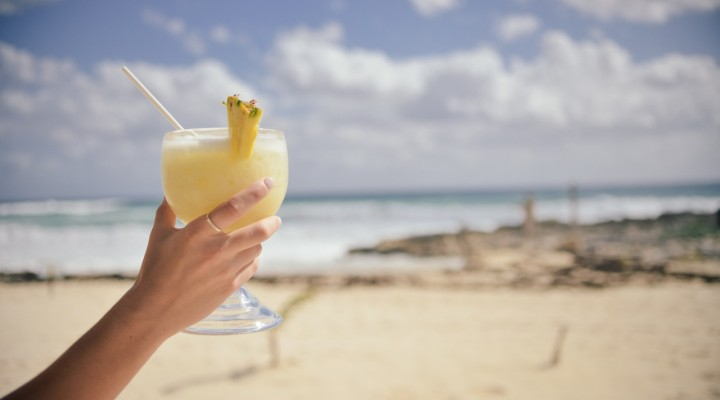 5 Tropical Drinks to Make You Feel Like You're on Vacation