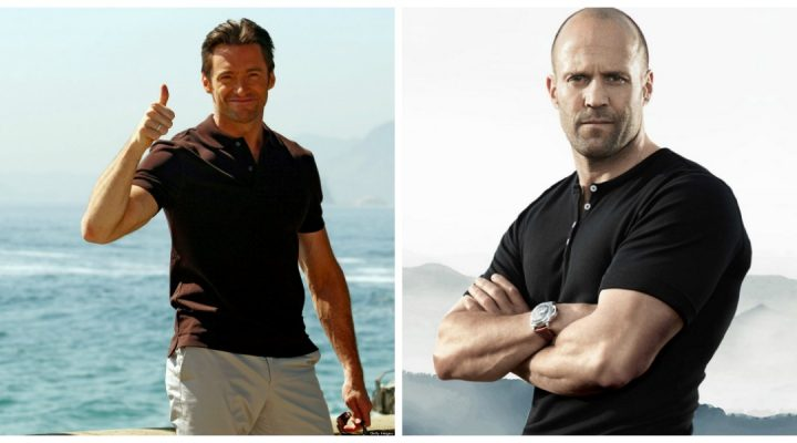 Hugh Jackman And Jason Statham: Wolverine Vs. Transporter Fashion