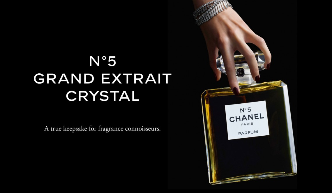 The Story Behind The Most Expensive Chanel No. 5