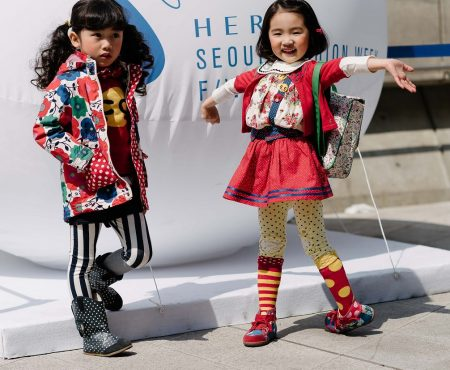 Spring 2016: Fashionable Clothing for Kids
