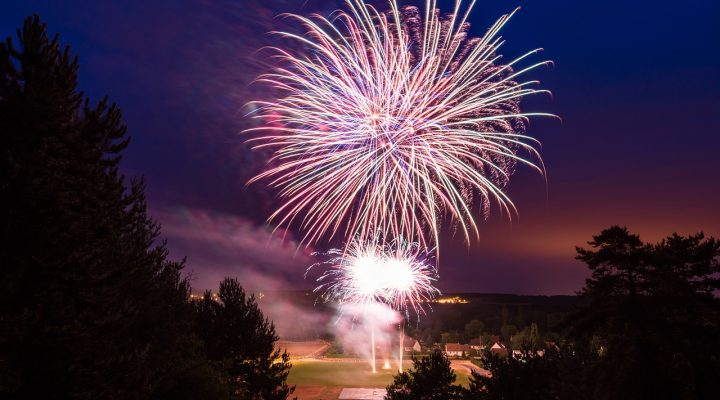 Give Your Family a Spectacular Fireworks Show