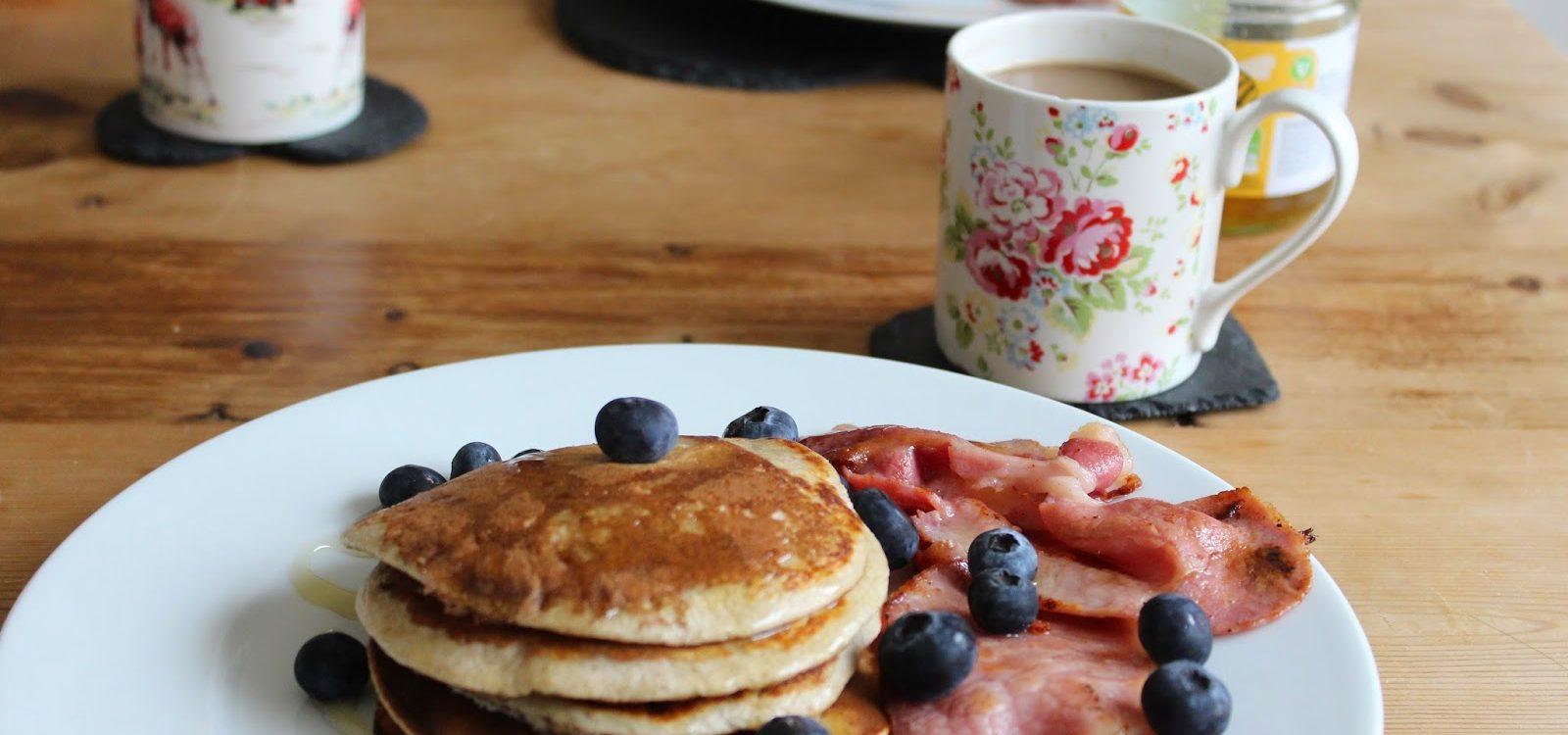 Baking Perfection: Banana Pancake Recipe