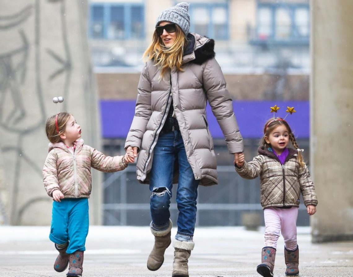 Celebrity Moms Doing Real Life