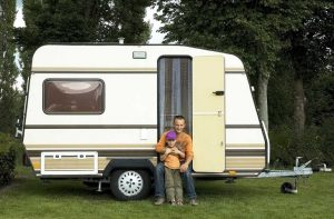 luxury caravans