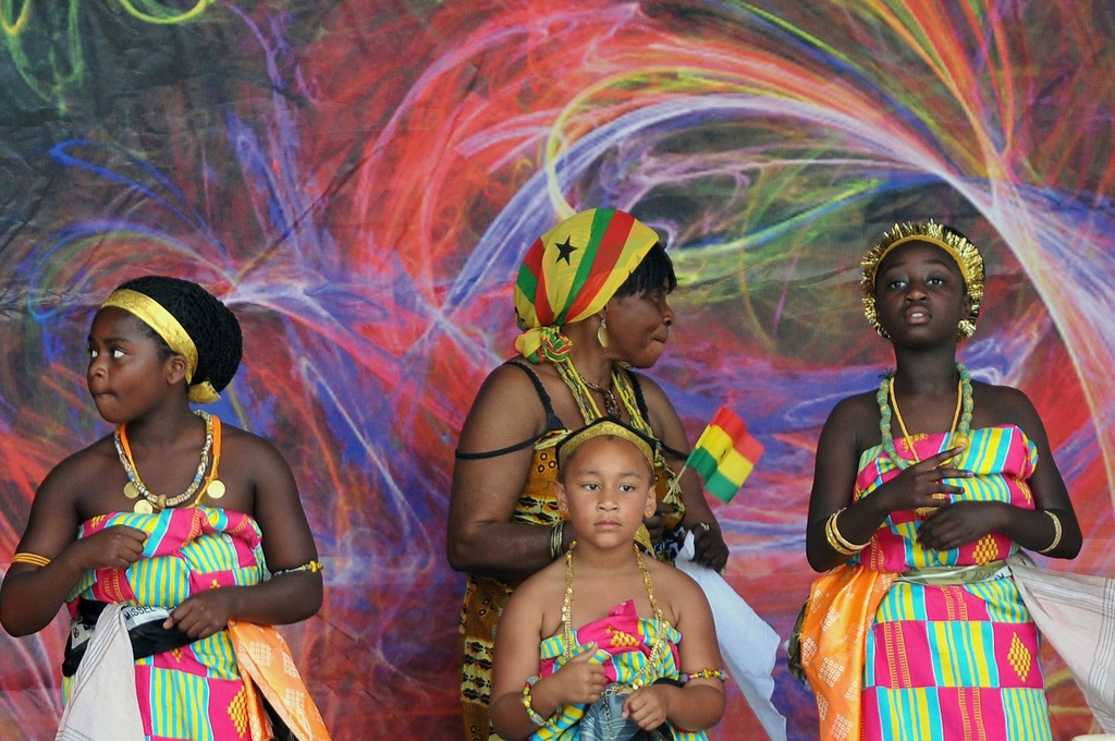 Feel The Charms Of Ghana