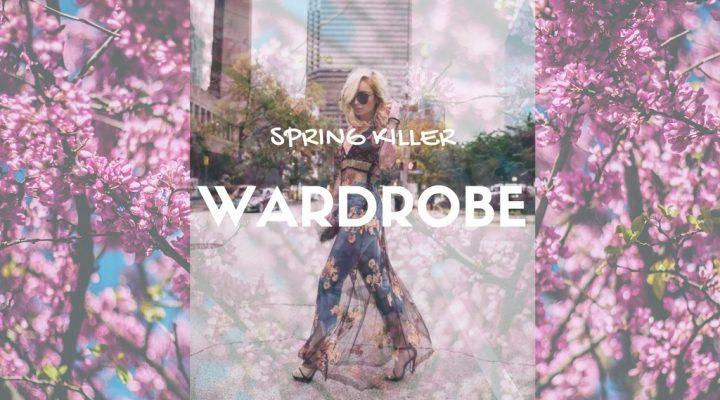 Spring Capsule Wardrobe Tips