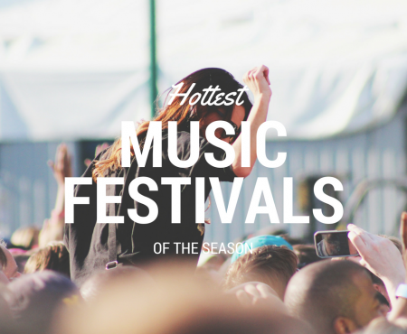 Hottest Music Festivals of the Season