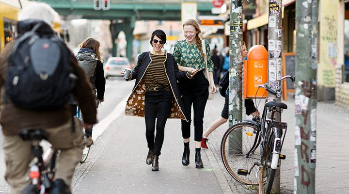What do Kennedy, Coffee Moms, And The First Traffic Cop Have to do With Fashion?!?! – A Fashion Stroll Through Berlin