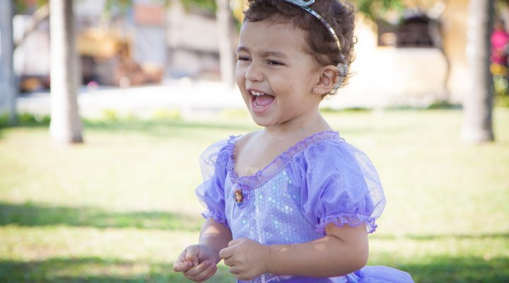 My Daughter Wants To Be A Disney Princess (And I'm Damn Fine With That)