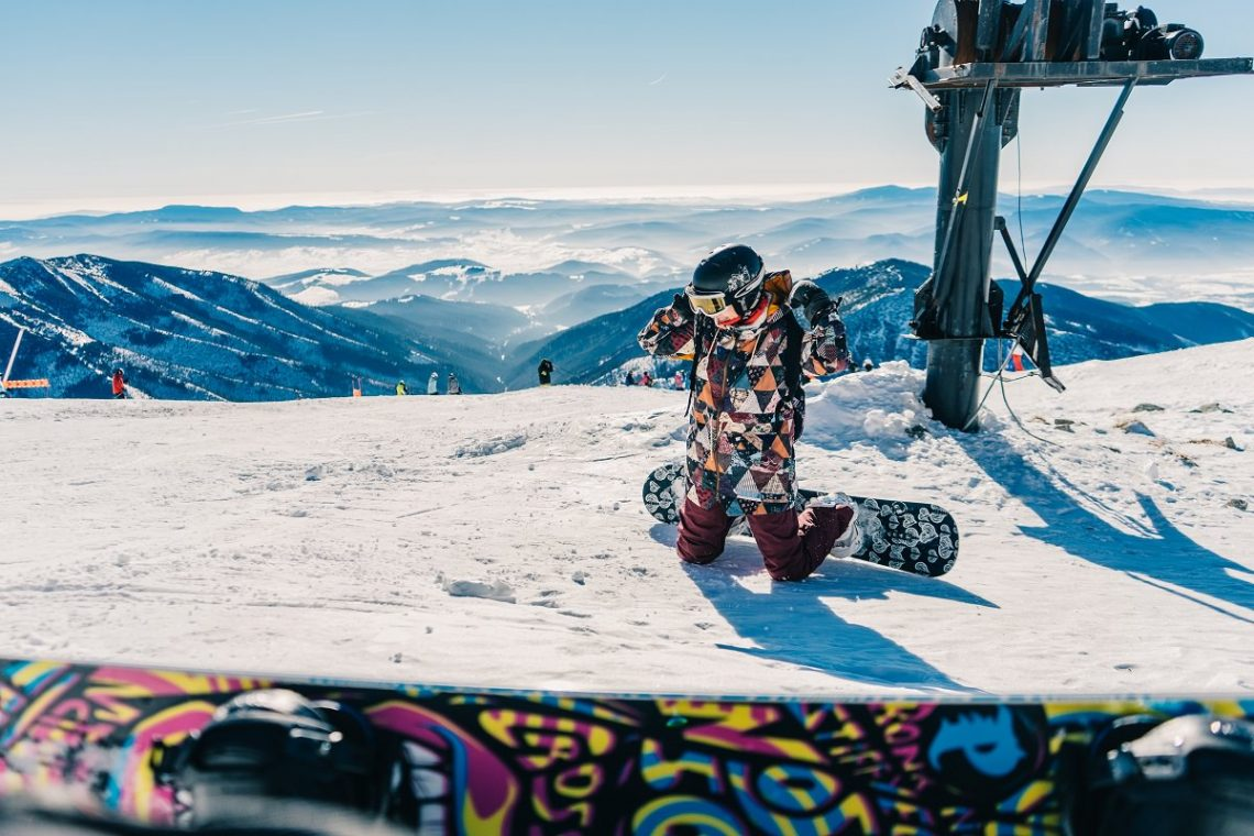 5 Snowboarding Destinations in Europe You Should Not Miss