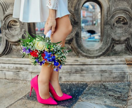 Hottest Wedding Shoes Trends Right Now