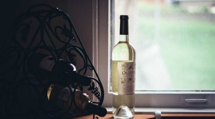 3 DIY Wine Bottle Holders