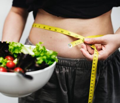Skip the Diet, Change Your Lifestyle