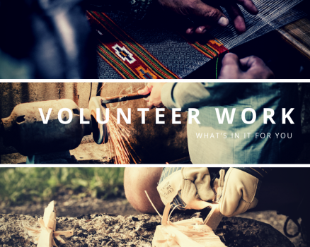 Volunteer Work – What's In It for You