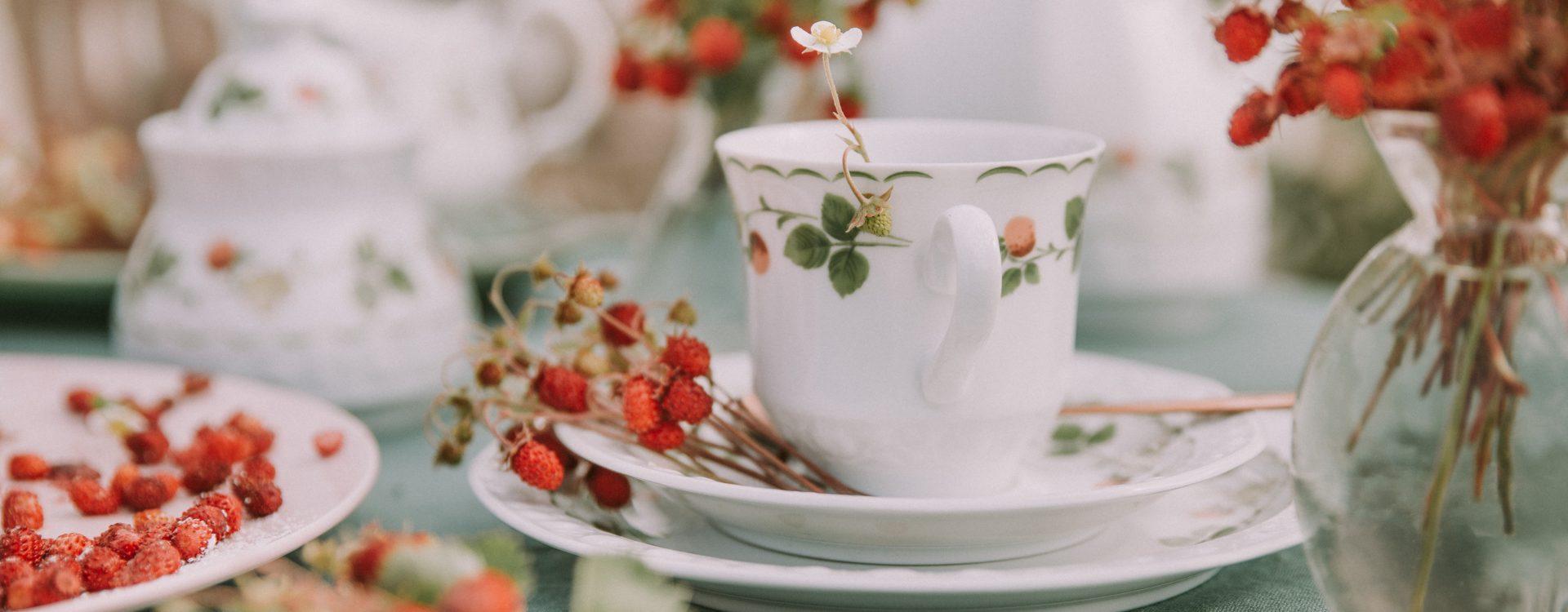 Host A Fabulous Tea Party