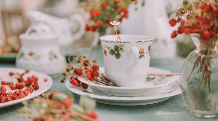 Host A Fabulous Tea Party