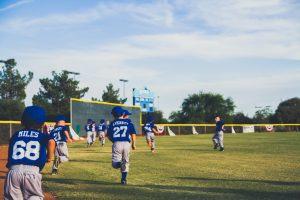 school & sports