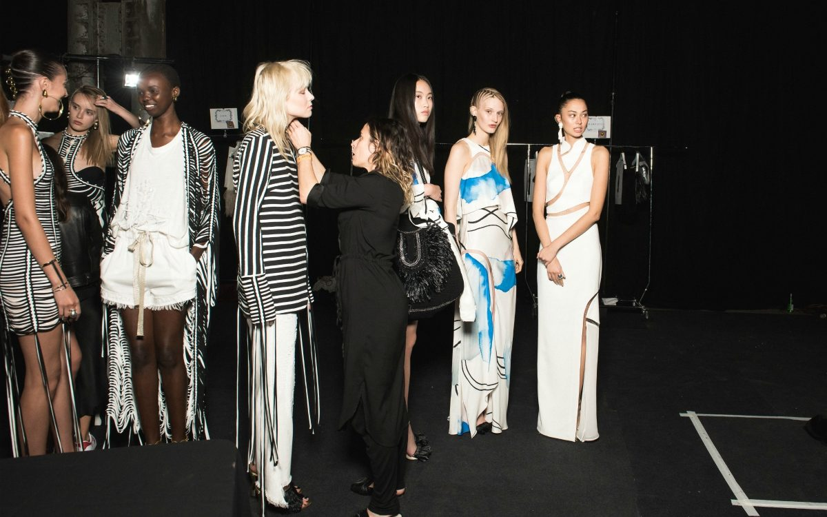 The Underlying Problems of Fashion Industry
