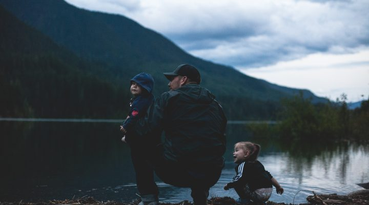 Living as a Digital Nomad with Kids
