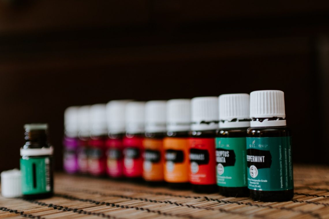 What are the Best Essential Oils for a Gentleman?