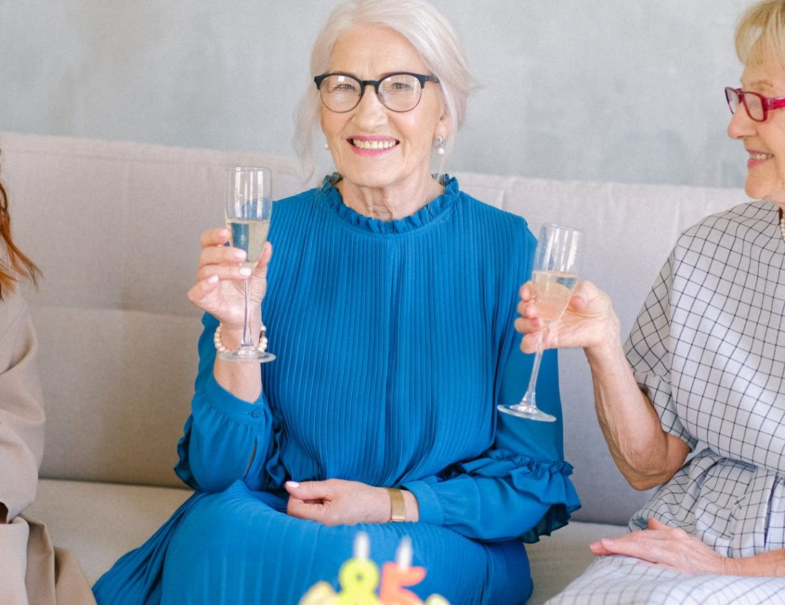 How to Age with Grace and Dignity