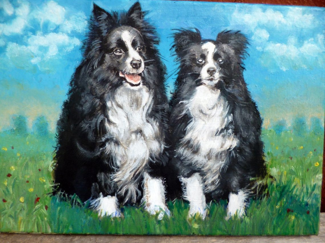 5 Reasons You Should Get a Portrait of Your Dog