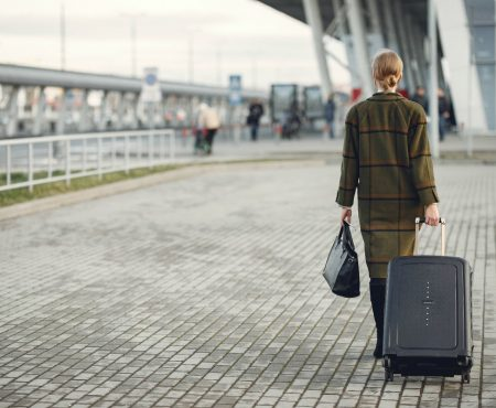 8 Travel Essentials for the Jet-Setting Girl Boss