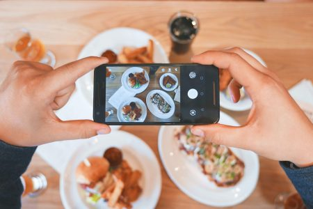 Eating with Your Eyes with Good Photography